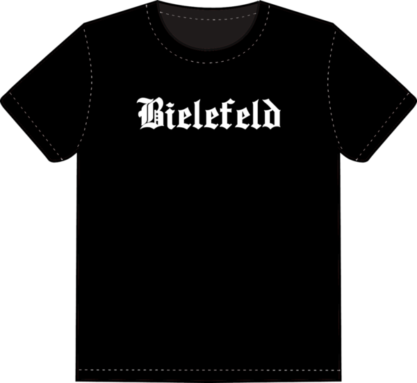 "T-Shirt ""Bielefeld Old English"""