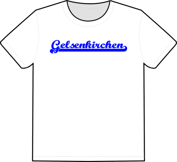 "T-Shirt ""Gelsenkirchen Air"""